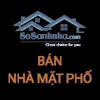 Bán nhà mặt tiền đường Lê Văn Sỹ, quận Tân Bình. DT: 7x30 (nở hậu 10)
