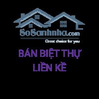 Bán Biệt Thự khu Trần Não - 10x12m