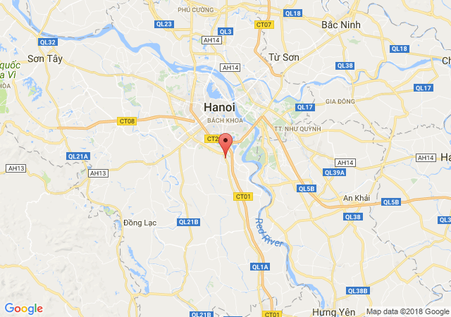 Bán biệt thự, liền kề tại Dự án Cầu Bươu, Thanh Trì, Hà Nội, giá bán 9.5 tỷ