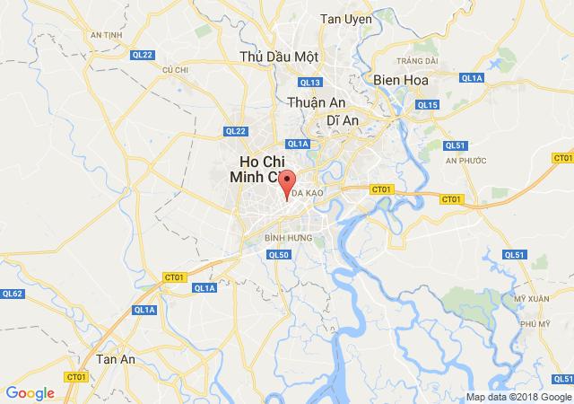 Cho thuê 639A Lê Hồng Phong, Q.10, lề 6m, diện tích: 5x22m, 3 lầu. Cầu thang cuối nhà