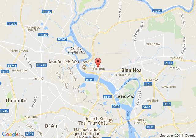 Sang gấp 2 sân banh KP 2, Bửu Long, Biên Hòa, Đồng Nai