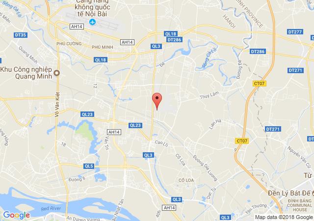Bán đất tại Đường Ngọc Chi, Xã Vĩnh Ngọc, Đông Anh, Hà Nội, giá bán 2.97 tỷ