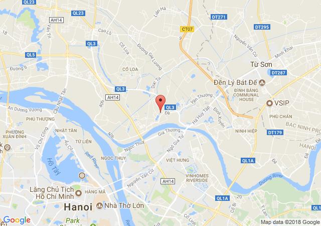 Bán đất tại Đường Lê Xá, Xã Mai Lâm, Đông Anh, Hà Nội, giá Thỏa thuận