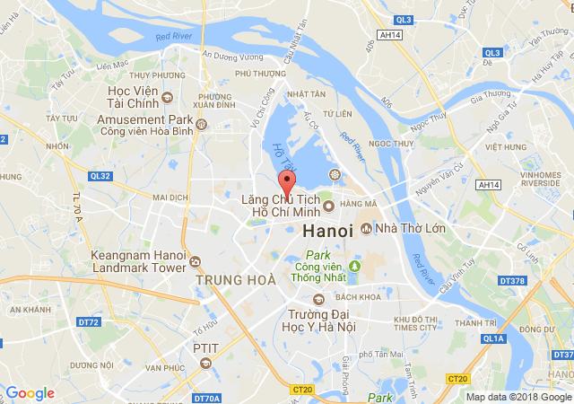 Bán nhà riêng tại Phường Liễu Giai, Đường Văn Cao, Ba Đình, Hà Nội, giá bán 5.5 tỷ