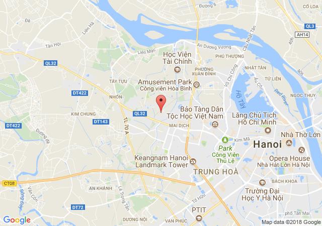 Bán loại bất động sản khác tại Đường Hồ Tùng Mậu, Quận Bắc Từ Liêm, Hà Nội, giá bán 6.5 tỷ
