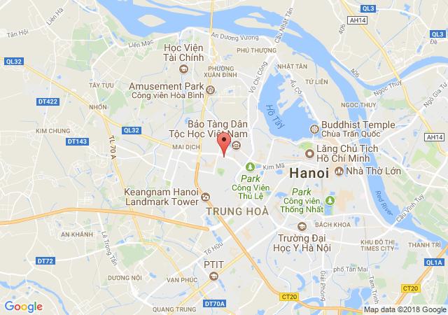 Bán nhà ngõ 45 Trần Thái Tông 42m, 3tầng,mặt 3,5m, giá bán 4,5 tỷ Cầu Giấy