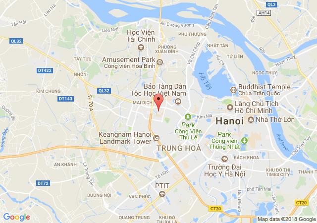 Cho thuê nhà mặt phố tại Phường Dịch Vọng Hậu, Đường Cầu Giấy, Cầu Giấy, Hà Nội, giá bán 90 triệuiệu