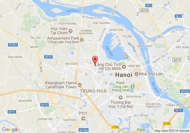 Bán đất thổ cư tại Cầu Giấy - Hà Nội