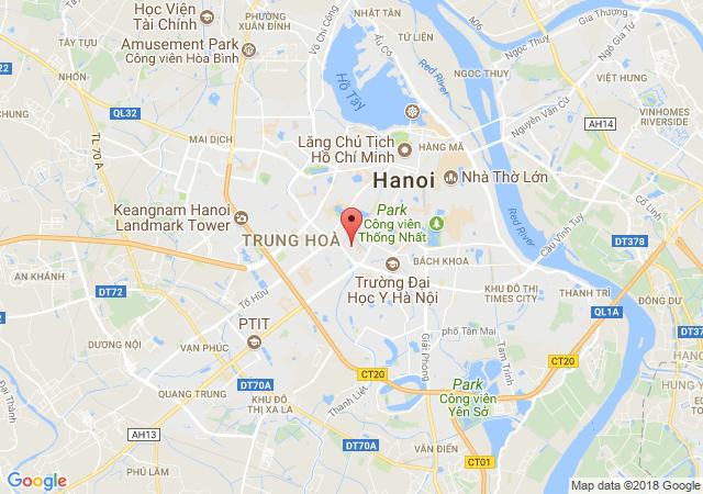 Chính chủ bán nhà mặt ngõ đẹp ở Thịnh Quang 50m2, mặt tiền 5,3m