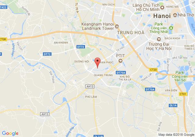 Bán nhà riêng tại Đường Phan Đình Giót - Quận Hà Đông - Hà Nội, giá bán 3.2 tỷ