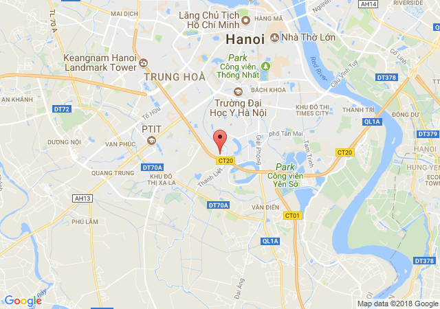 Cho thuê nhà gần Định Công, Đại Kim, Hoàng Mai, Hà Nội