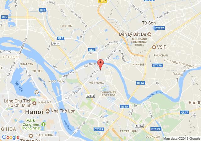 Bán biệt thự, liền kề tại Dự án Việt Hưng, Phường Đức Giang, Long Biên, Hà Nội, giá bán 15.2 tỷ