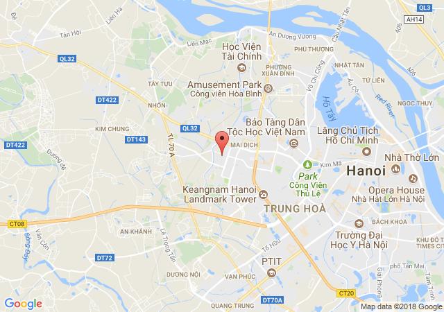 Cho thuê kho xưởng 150m2 tại Mỹ Đình, HN