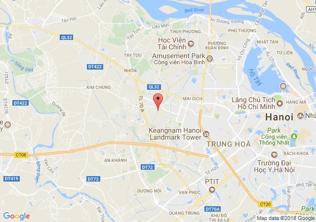 Bán biệt thự, liền kề tại Phường Xuân Phương, Nam Từ Liêm, Hà Nội, giá bán 10.8 tỷ