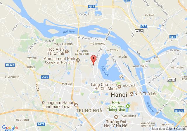Bán biệt thự, liền kề tại Dự án Ciputra Hà Nội, Phường Xuân La, Tây Hồ, Hà Nội, giá bán 39.4 tỷ
