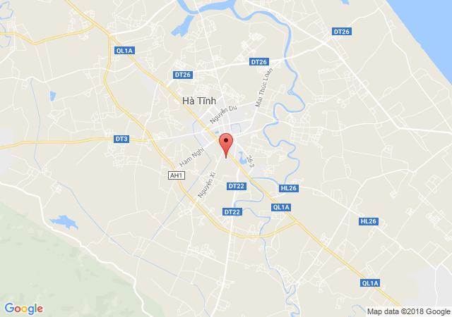 Bán đất vườn chính chủ tại Nguyễn Xí, P Hà Huy Tập, Hà Tĩnh