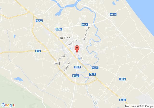 Chuyển nhượng đất thổ cư đẹp tại TP Hà Tĩnh