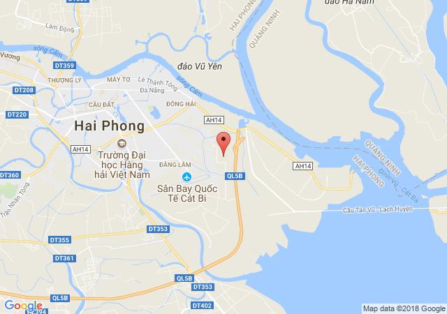 Bán đất diện tích nhỏ, 50m2 tại Chợ Lũng, Đằng Hải, Hải An, Hải Phòng, giá bán 990 triệu