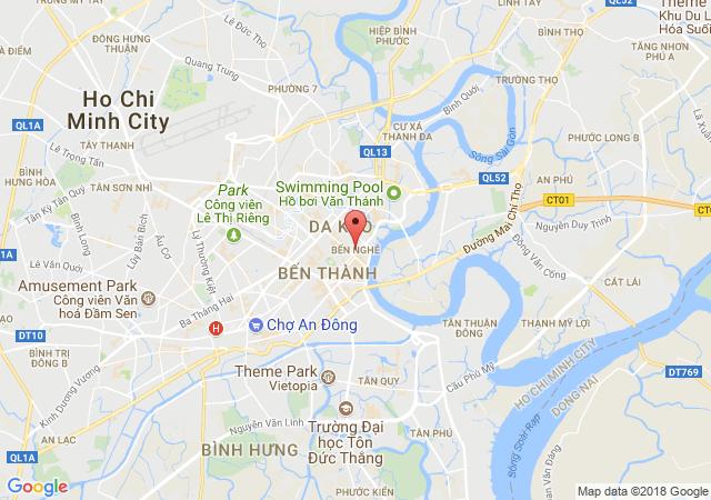 Chào bán tòa nhà mặt tiền Lý Tự Trọng gần Tôn Đức Thắng, Quận 1