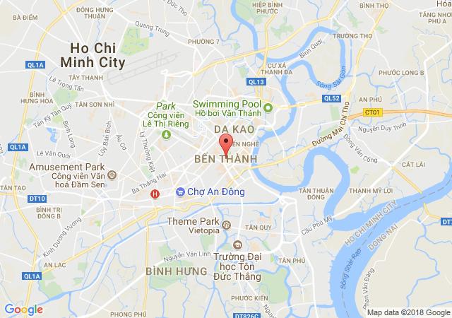 Bán dự án khách sạn 3 sao Khu Lý Tự Trọng Phường Bến Thành Quận 1 cách chợ Bến Thành 200m