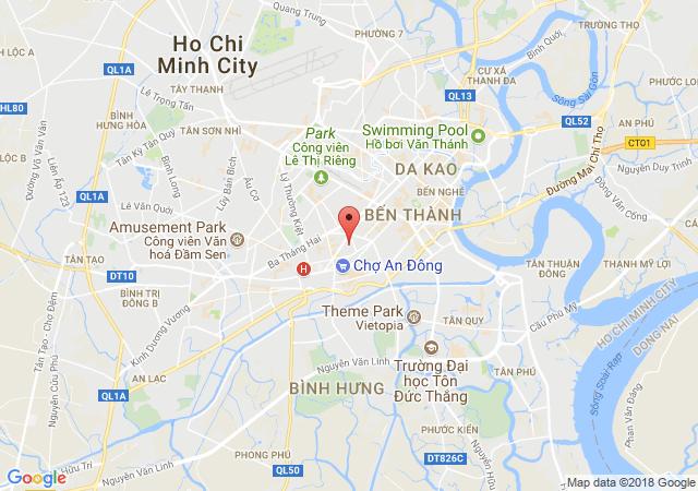 Bán nhà riêng tại Đường 3/2, Quận 10, Hồ Chí Minh diện tích 43m2 giá bán 5 Tỷ