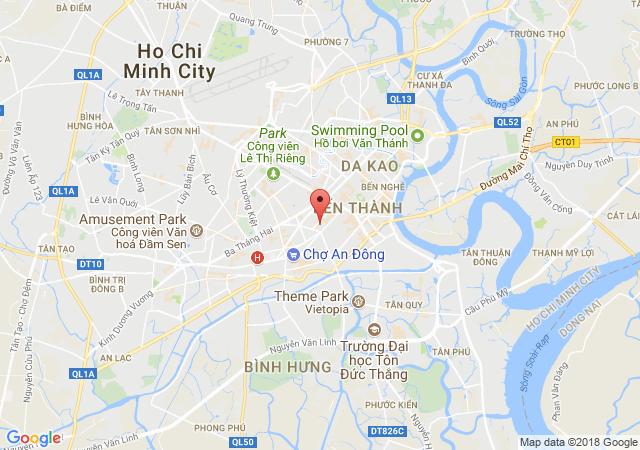 Bán nhà mặt tiền Nguyễn Sơn Hà Quận 3, diện tích: 4.2 x 16m 3 lầu giá bán 18.8 tỷ - 0968.59.43.42