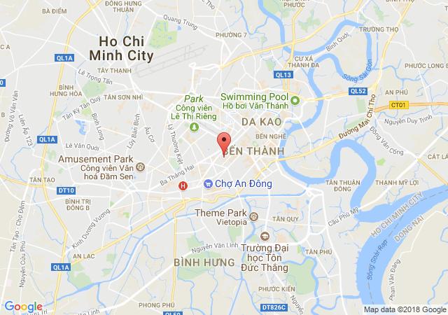 Bán nhà Nguyễn Đình Chiểu Quận 3 diện tích 55m2, 4 tầng giá bán 5.85 tỷ