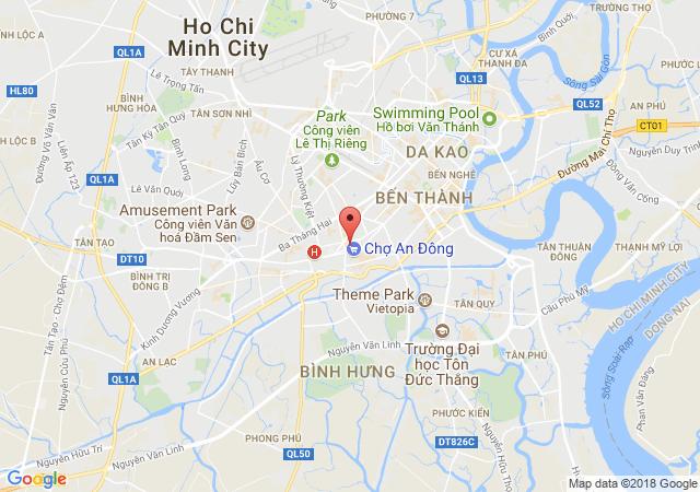 Cho thuê CC 155 Nguyễn Chí THanh, 64m2 2 phòng ngủntđđ giá bán 11 triệu dọn vào ở ngay.