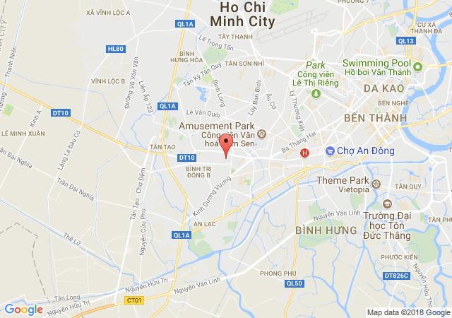 Căn Hộ Vị Trí Vàng Quận Bình Tân - Moonlight Boulevard Chỉ 1 Tỷ 3