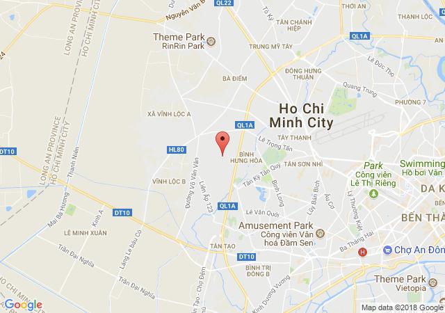 Bán xưởng 1/ Liên Khu 5-6, Bình Tân, 1 lầu đúc