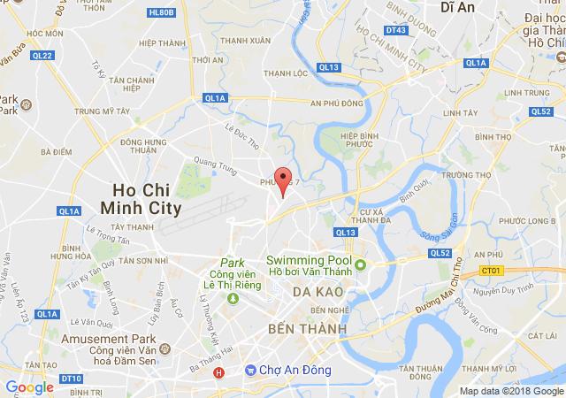 Cho Thuê Đăng Bảng Quảng Cáo tại số 1 Nguyễn Văn Nghi, P4, GV