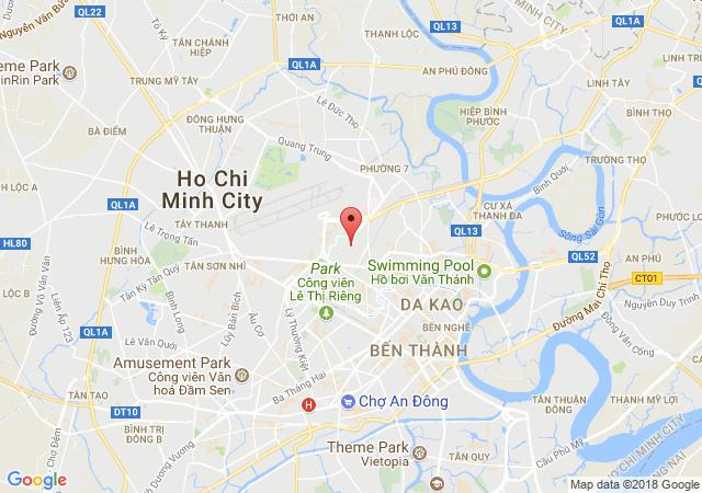 Bán CH Newton 2mặt tiền Trương Quốc Dung, Q. Phú Nhuận, Liên hệ: 0902.506.202
