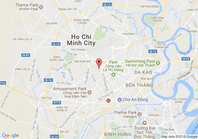 Cần tiền kinh doanh bán gấp căn nhà hẽm xe hơi cách 100m đường Trường Chinh, Tân Bình