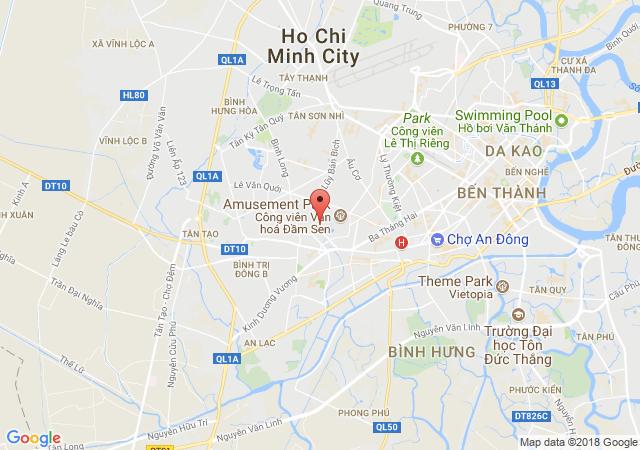 Cho thuê nhà trẻ Đường Phan Anh, Phường Tân Thới Hòa, Tân Phú, Hồ Chí Minh