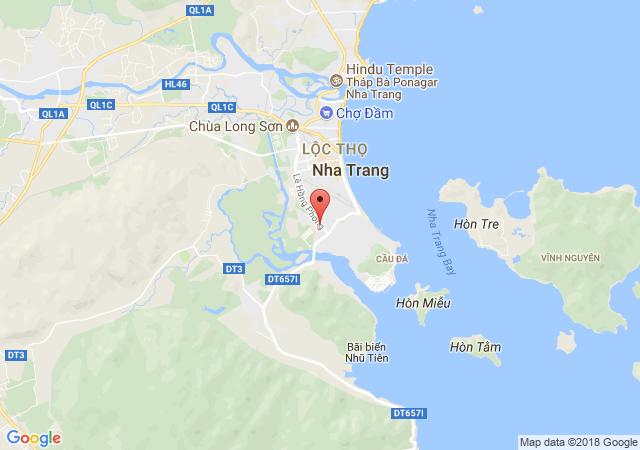 Bán đất khu đô thị An Bình Tân, Nha Trang.