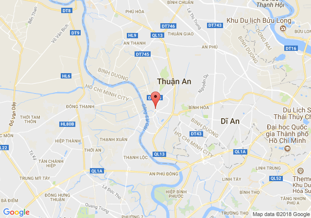 Bán đất khu phố Hoà Long- Lái Thiêu- Thuận An- BD