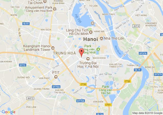 Cho thuê 60m2 mặt phố Ngụy Như Kom Tum, Thanh Xuân. làm showroom, văn phòng Liên hệ: 0941586611