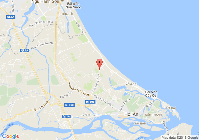 Đất biển thuộc D.A Hội An – Hà My giá chỉ từ 21 triệu/m2 – liên hệ: Mrs. Duyên