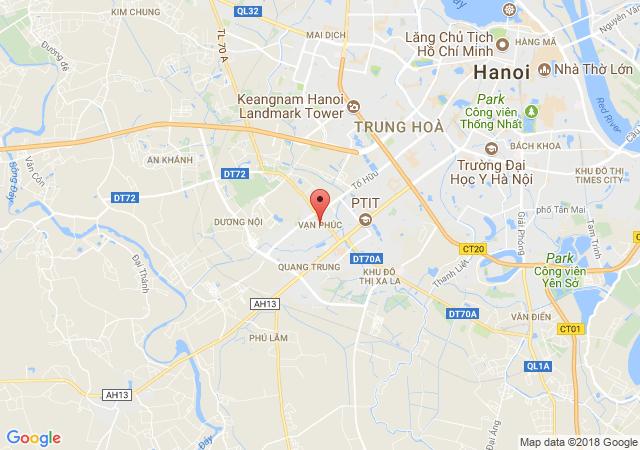 Cho thuê cửa hàng, ki-ốt tại Tố Hữu, Phường Vạn Phúc, Quận Hà Đông, Hà Nội, giá bán 45 triệuiệu