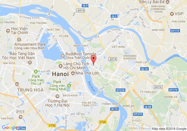 Cho thuê loại bất động sản khác tại Phường Bồ Đề, Quận Long Biên, Hà Nội, giá bán 40 triệuiệu