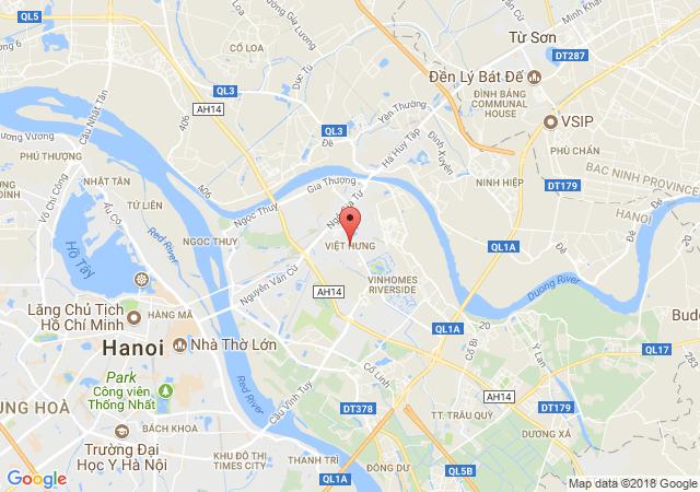 Bán đất nền dự án tại Quận Long Biên