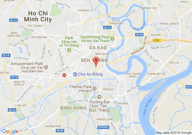 Cần tiền bán gấp nhà mặt tiền đường Yersin, Nguyễn Thái Bình, P. Nguyễn Thái Bình, Quận 1