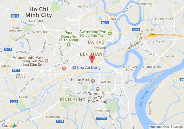 Chính chủ bán gấp nhà mặt tiền Nguyễn Thái Học 4,3x21m giá bán 15,9 Tỷ