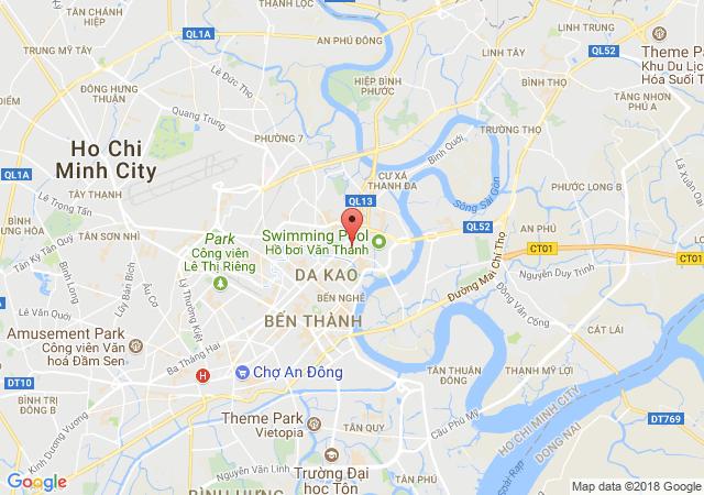 Bán khách sạn 2 mặt tiền đường Nguyễn Cửu Vân, P17, Bình Thạnh, 7x13m, GIÁ 27 tỷ