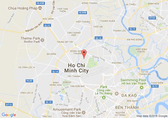 Bán nhà mặt tiền đường Bùi Quang Là, Phường 12, Q Gò Vấp