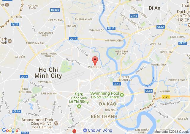Sang shop Hoa Tươi Gò Vấp, mặt tiền đẹp Phan Văn Trị, chính chủ cho thuê lâu dài