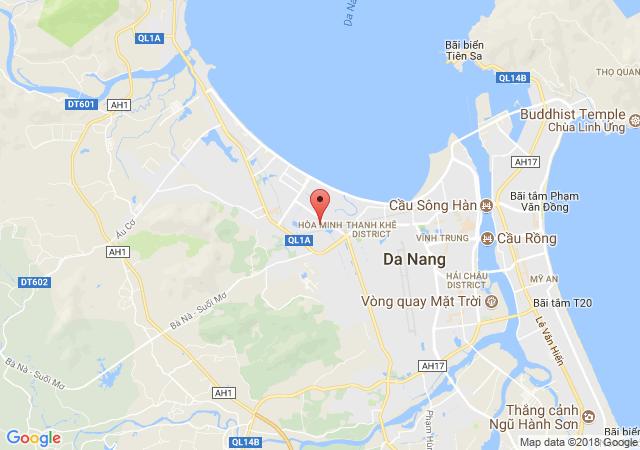 Bán lô đất đẹp 100m2, đường 5.5m khu Tây Bắc 7, Hoà Minh, Liên Chiểu, giá đầu tư. LHCC 0901.124.188