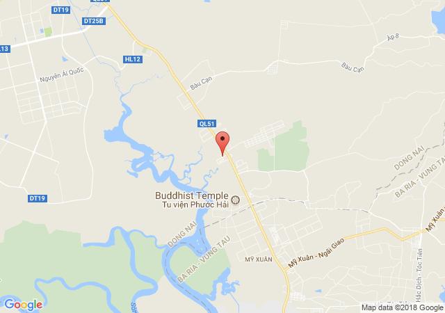 Đất nền trung tâm Long Thành , sổ hồng riêng, thổ cư giá 300 triệu/nền