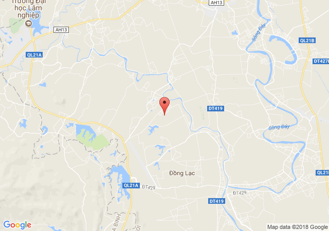 Nhượng QSD 4500m2 đất Kho xưởng tại Cụm CN Phú Nghĩa, Chương Mỹ, Hà Nội