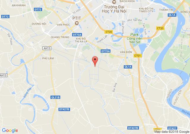 Bán đất tại Đường Hà Trì, Phường Hà Cầu, Hà Đông, Hà Nội, giá bán 3.15 tỷ